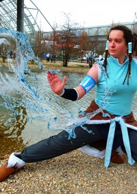Cosplay-Cover: Korra (1. Staffel)