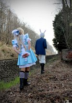 Cosplay-Cover: Alice (Fanart Version)
