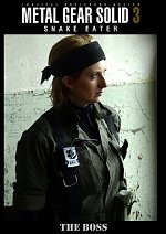 Cosplay-Cover: The Boss (BDU)