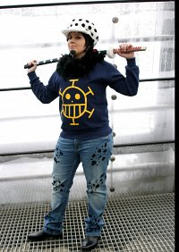 Cosplay-Cover: Trafalgar Law