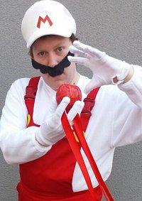 Cosplay-Cover: Feuerblumen Mario