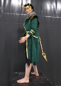 Cosplay-Cover: Loki - God of Stories