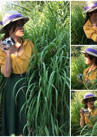 Cosplay-Cover: Jane Porter [Jungle-outfit]