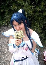 Cosplay-Cover: Cure White (1. Staffel)