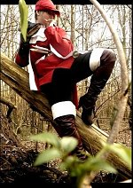 Cosplay-Cover: Ingus [RED MAGE]