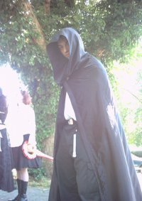 Cosplay-Cover: Dunkler Jedi