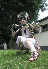 Cosplay-Cover: Talim