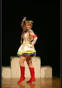 Cosplay-Cover: Super Sailor Moon Yume 2