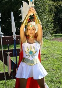 Cosplay-Cover: She-Ra (She-Ra: Princess of Power)