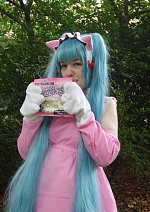 Cosplay-Cover: Miku Hatsune (Kitty Style)