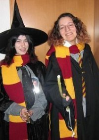 Cosplay-Cover: Gryffindor