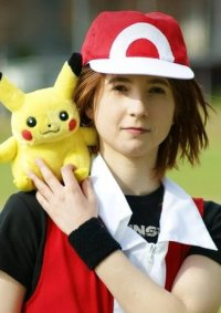 Cosplay-Cover: Fire Red
