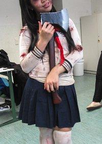 Cosplay-Cover: Japanisches Schulmädchen