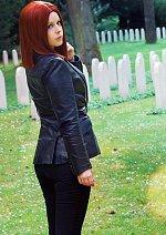 Cosplay-Cover: Natasha Romanoff (Winter Soldier) »Graveyard Scene