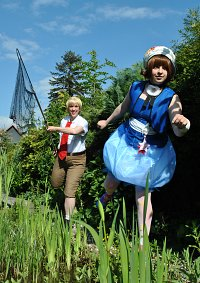 Cosplay-Cover: Qualle