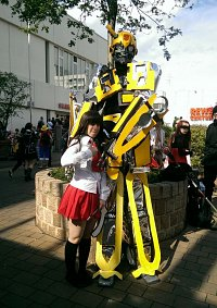 Cosplay-Cover: Bumblebee