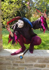 Cosplay-Cover: Jester