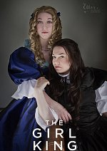 Cosplay-Cover: Kristina - Königin von Schweden