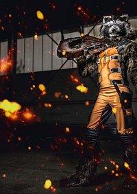 Cosplay-Cover: Rocket Raccoon