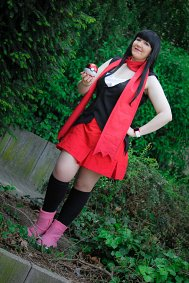 Cosplay-Cover: Rei Hino ♦ Pokémon Trainer