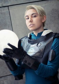 Cosplay-Cover: David 8 (Spacesuit)