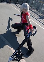 Cosplay-Cover: Riku / Valor Drive Form