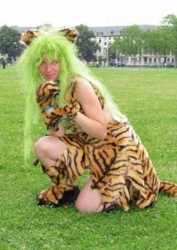 Cosplay-Cover: Cham Cham