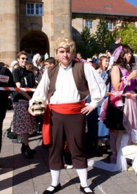 Cosplay-Cover: Guybrush Threepwood