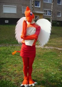 Cosplay-Cover: Glutexo Angel Version