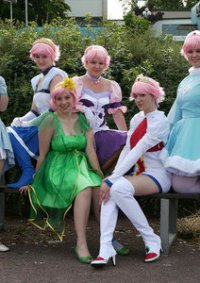Cosplay-Cover: Ice Pretear
