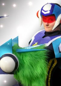 Cosplay-Cover: Mega Man Star Force