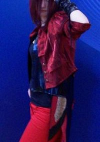 Cosplay-Cover: Uruha (Red)