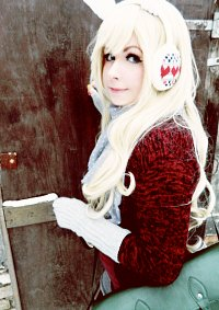 Cosplay-Cover: Fionna {Winter [Adventure Time] ❄