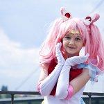 Cosplay: Super Sailor Chibi Moon
