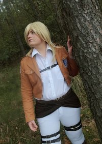 Cosplay-Cover: Historia Reiss/ Christa Renz