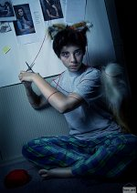 Cosplay-Cover: Nogitsune Stiles [S03E18 Riddled / Unsolved Case]