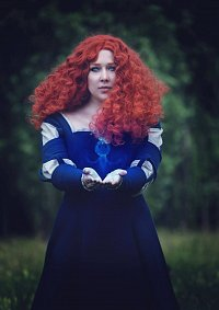 Cosplay-Cover: Merida