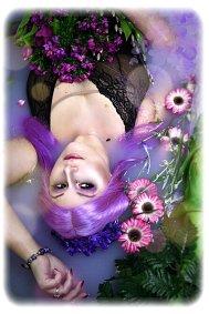 Cosplay-Cover: Elfi in primavera