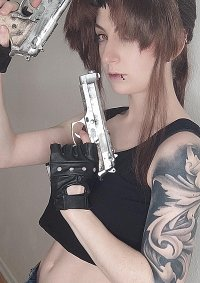 Cosplay-Cover: Revy [ Remake ]