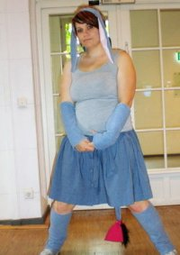 Cosplay-Cover: I-Aah (Winnie the Pooh)