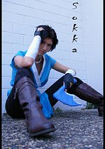 Cosplay-Cover: Sokka