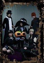 Cosplay-Cover: Sunako (Halloween)