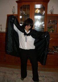 Cosplay-Cover: Dracola