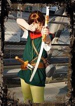 Cosplay-Cover: Robin Hood