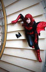 Cosplay-Cover: Batwoman [Kate Kane]