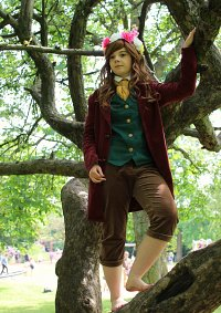 Cosplay-Cover: Fem!Bilbo Baggins