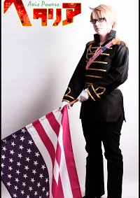 Cosplay-Cover: America [Black Edition]
