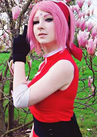 Cosplay-Cover: Haruno Sakura ⌊ The Last ⌉