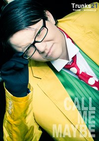 Cosplay-Cover: William T. Spears - Suit