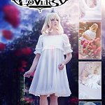 Cosplay: Yui Komori 小森 ユイ ~ nightgown